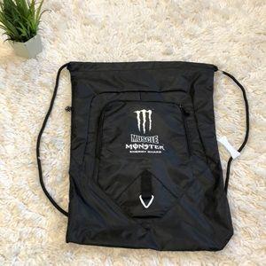 Monster nylon sports backpack